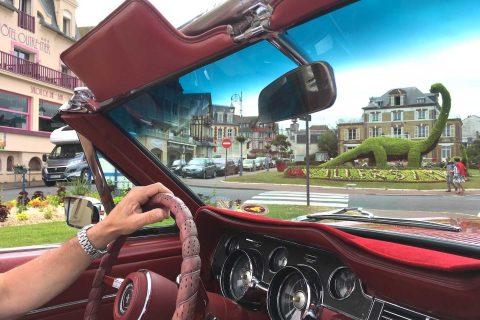 Hôtel Outre-Mer (Villa Le Couchnat) : Mustang Villers Show