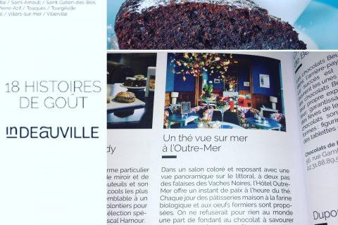 Hôtel Outre-Mer (Villa Le Couchant) : guide du goût InDeauville