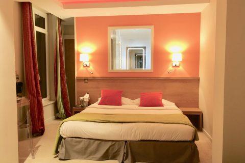 Hôtel Outre-Mer (Villa Le Couchant) - Lit Suite Promenade sur les planches de Deauville