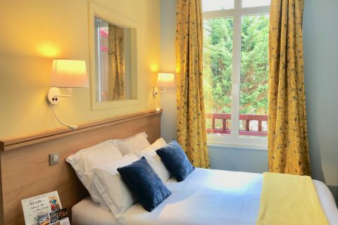 Séjour affaires à l'Hôtel Outre-Mer (Villa Le Couchant)