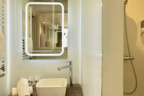 Hôtel Outre-Mer (Villa Le Couchant) - Lavabo Suite Promenade sur les planches de Deauville