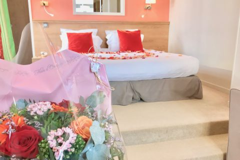 Hôtel Outre-Mer (Villa Le Couchant) - Séjour romantique Suite Promenade sur les planches de Deauville