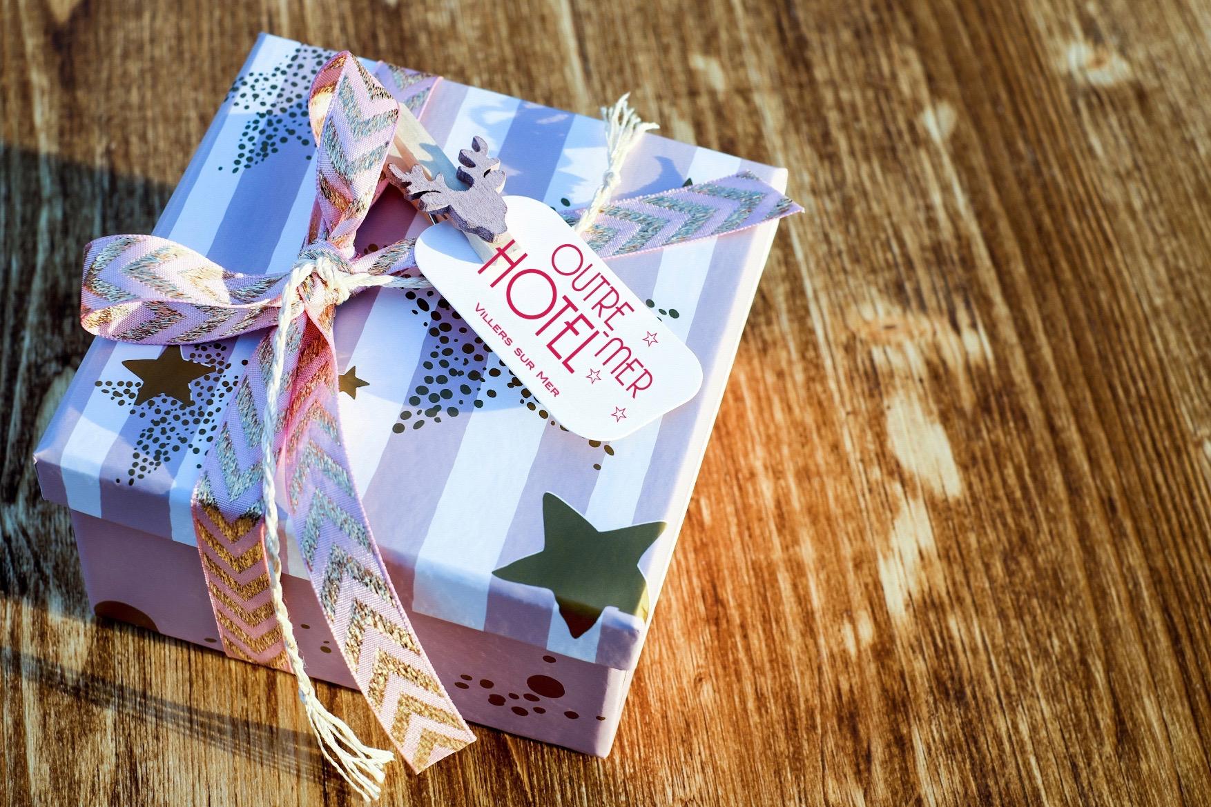 Surprises et cadeaux de la boutique de l'Hôtel Outre-Mer (Villa Le Couchant)