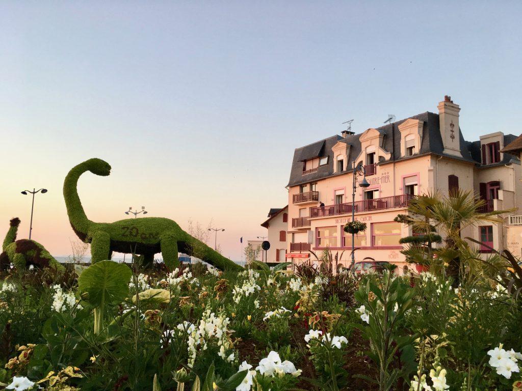 L'Hôtel Outre-Mer, un hôtel boutique dans une villa balnéaire Belle Epoque : La Villa Le Couchant