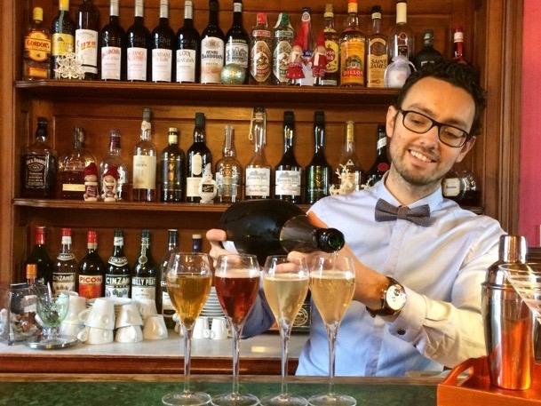 Spiritueux normands ou d'exception, champagnes et alcools rares