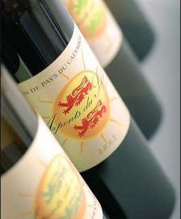 """Vin de Pays du Calvados """"Les Arpents du Soleil"""""""