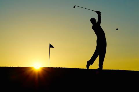 Faire du golf à Villers sur Mer