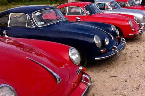 Petit déjeuner normand à l'Hôtel Outre-Mer (Villa Le Couchant): Porsche Casting Deauville