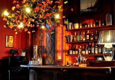 """Glam'hours au bar lounge """"Le Couchant"""" de l'Hôtel Outre-Mer (Villa Le couchant)"""