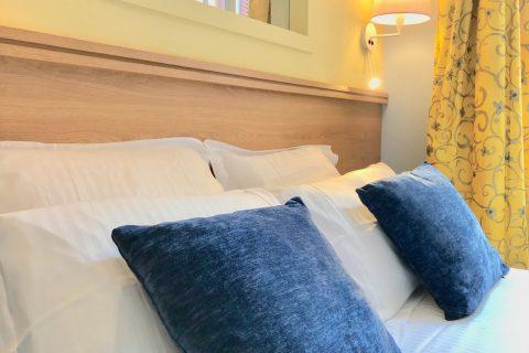 Bed and breakfast affaires : Soirée étape à l'Hotel Outre-Mer (Villa Le Couchant)