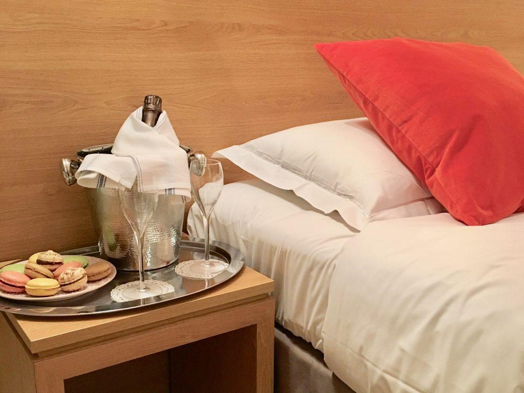 Séjour unique à l'Hôtel Outre-Mer (Villa Le Couchant) : service en chambre