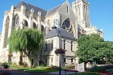 Eglise saint Martin de Villers sur Mer