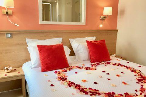 Hôtel Outre-Mer (Villa Le Couchant) - Pétales de roses Suite Promenade sur les planches de Deauville
