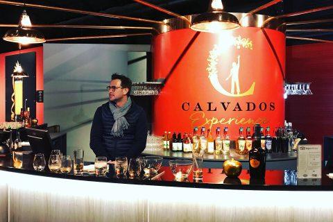 Calvados expérience à Pont l'Evêque