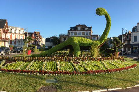 Le dinosaure de Villers sur Mer