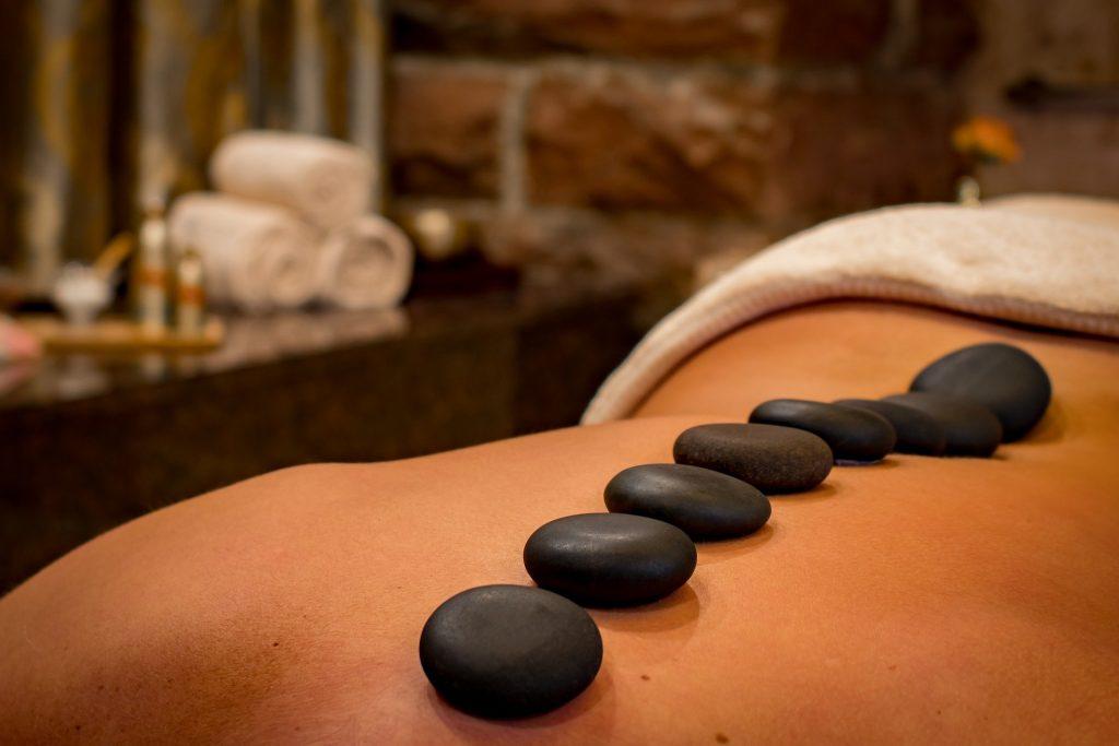 Massages et soins beauté à l'Hôtel Outre-Mer (Villa Le Couchant)