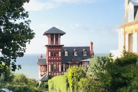 Villa Chinoise Belle Epoque à Villers sur Mer