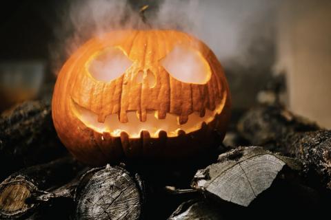 Les animations d'Halloween à Villers sur Mer